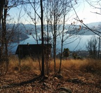 Orta Lake from Egro