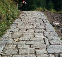 Via dell'Arbola, Alpi Lepontine