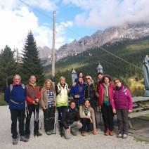 Dolomites tour